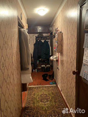 2-room apartment, 44 m2, 5/5 floor.