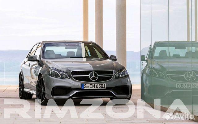 New stylish 10spoke AMG rims R18 5x112