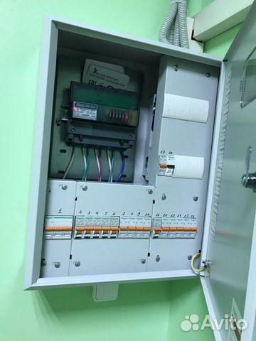 Электрик, электромонтажные работы 89202545064 купить 8