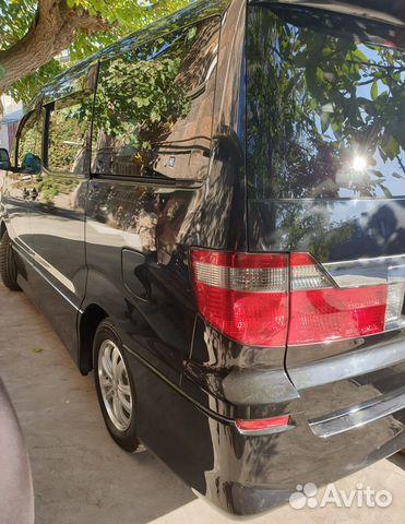 Toyota Alphard, 2004