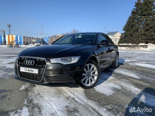 Audi A6, 2014 89587687118 купить 1