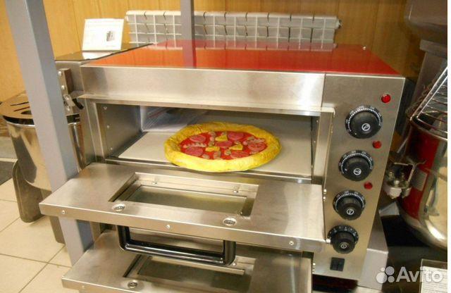 Бюджетная печь для пиццы gastrorag EP-2RR 89092852444 купить 1