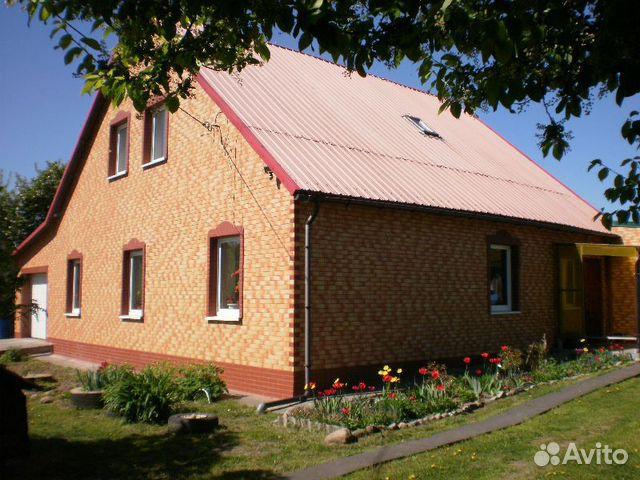 Дом 196 м² на участке 18 сот. 89062315430 купить 2