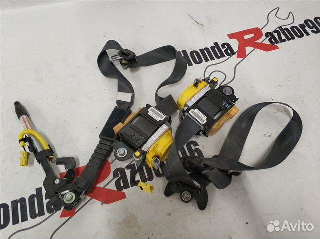 Ремень безопасности передний Honda Accord 8 CU2 89022570009 купить 3