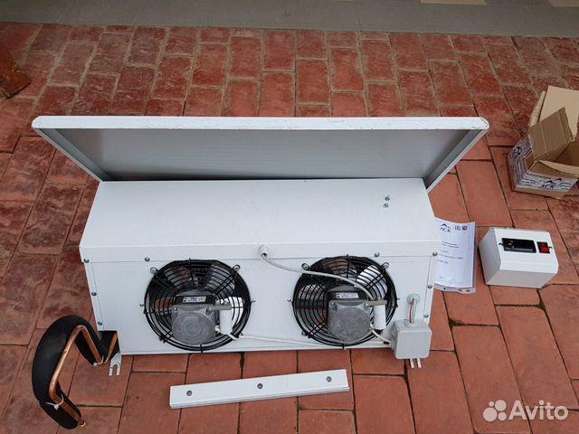 Сплит-система для холодильной камеры 89587629065 купить 7