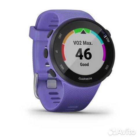 Garmin Forerunner 45s GPS Ирис  89004607777 купить 5