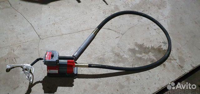вибратор для бетона на 220 вт купить на авито