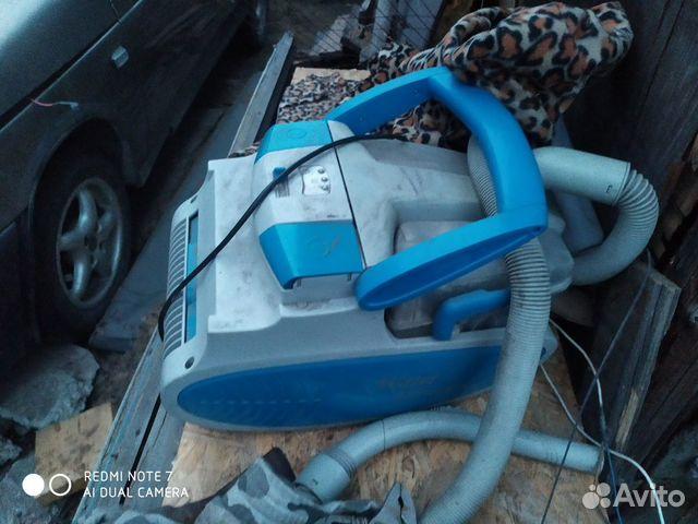 Продам пылесос Супра с авка фильтром купить 2