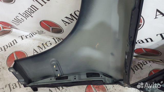 Крылья передние на Mercedes-Benz W203 C 89143292009 купить 4