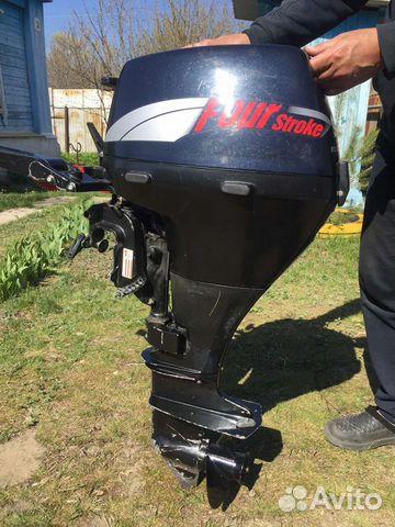Продам мотор Suzuki 9.9 89873680393 купить 1