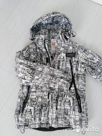 Куртка зимняя унисекс 89216042200 купить 1