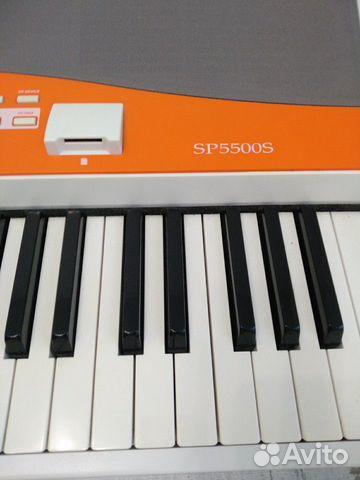 Цифровое пианино Medeli SP5500S 89137538700 купить 2