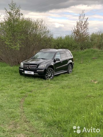 Mercedes-Benz GL-класс, 2012 89208417643 купить 1
