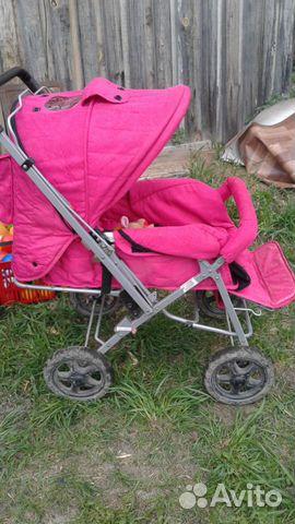 Продам коляску, в хорошем состоянии, имеется чехол