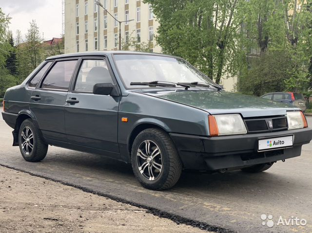 VAZ-21099, 2001 köp 3