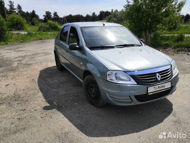 Renault Logan, 2012 89584894924 купить 3