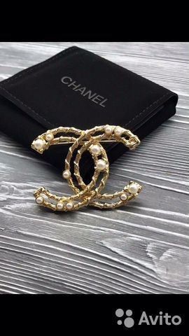 Броши Chanel Vip Gift