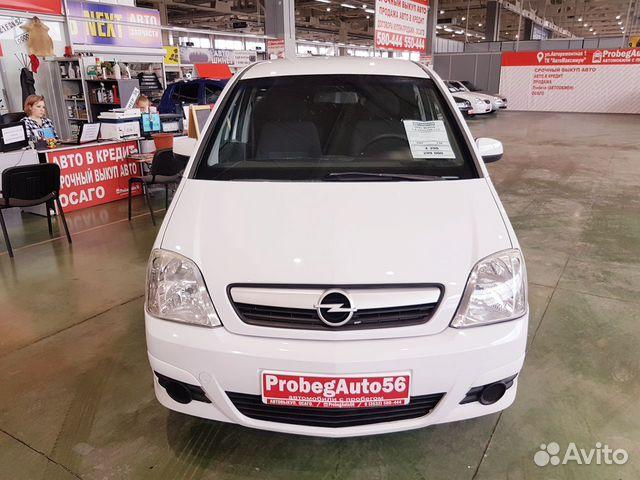 Opel Meriva, 2007 89534550444 купить 5