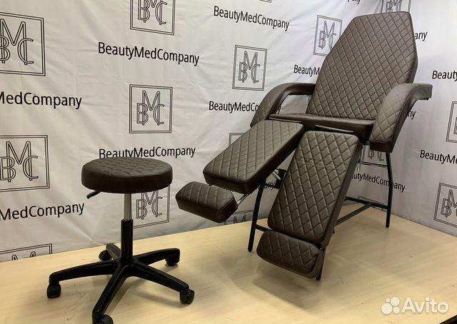 Педикюрное кресло - кушетка,комбинированное