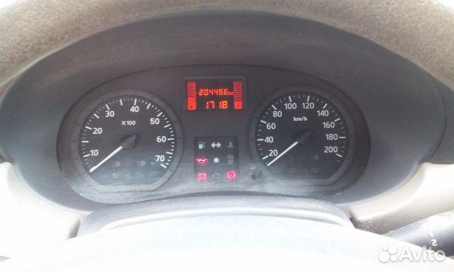Renault Sandero, 2011 89157609472 купить 9