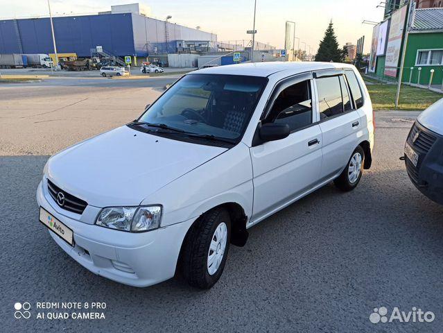 Mazda Demio, 2002  купить 1
