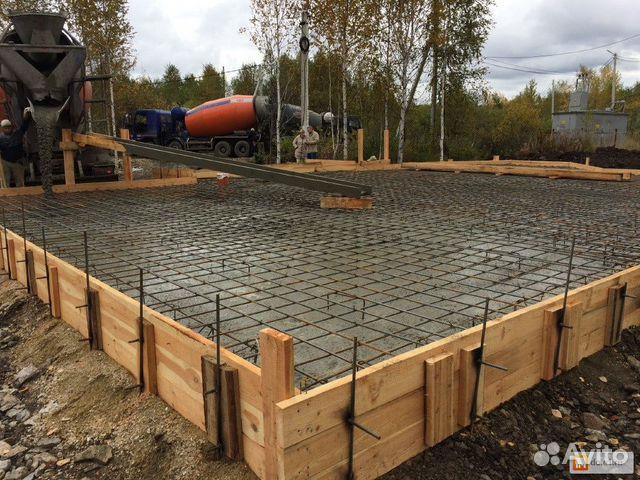 бетон ленино