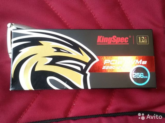 Ssd m2 kingspec 256 gb гб