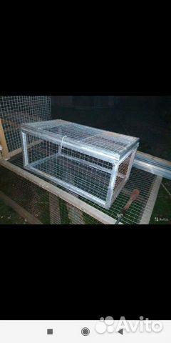 Клетки для содержания кроликов птиц и цыплят 89898713107 купить 7