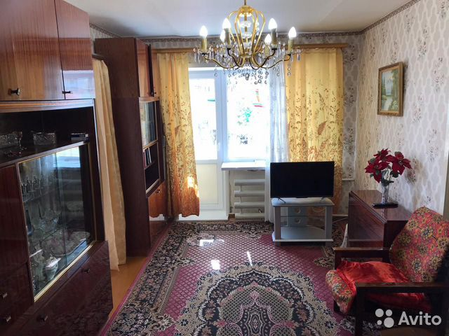 2-к квартира, 40 м², 2/5 эт.
