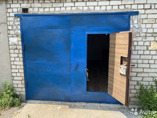 Garage 28 m2