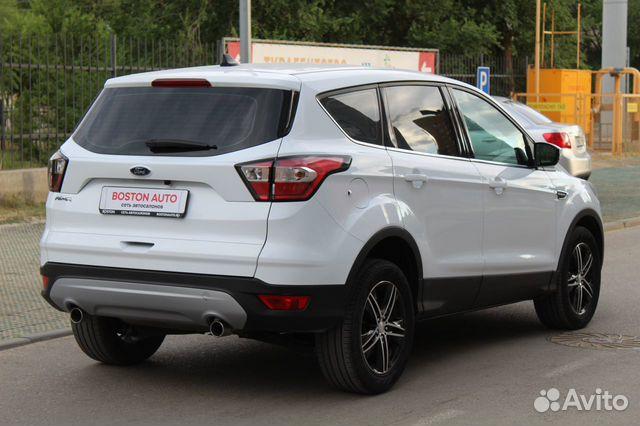 Ford Kuga, 2018 купить 5
