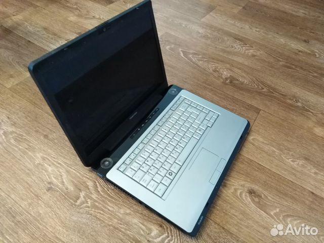 Быстрый ноутбук с SSD