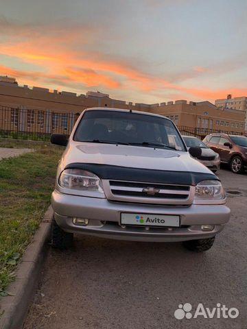 Chevrolet Niva, 2006  89050457959 купить 3