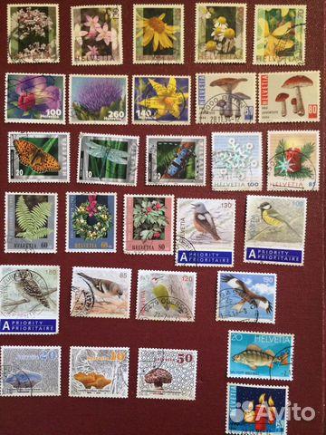Коллекция марок  купить 4