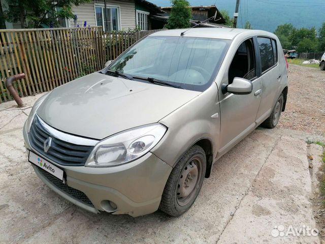 Renault Sandero, 2010  купить 1