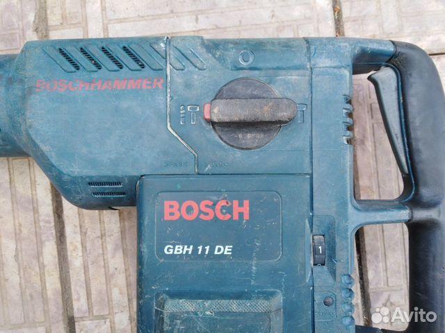 Перфоратор Bosch GBH-11DE