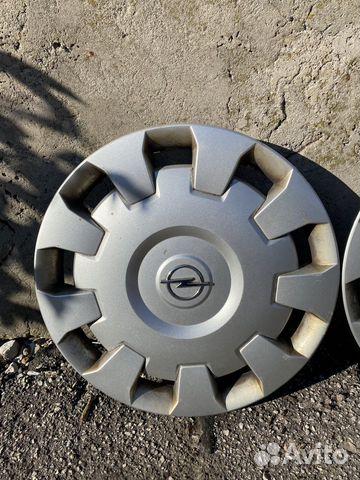 Комплект оригинальных колпаков Opel R16  89534684247 купить 4