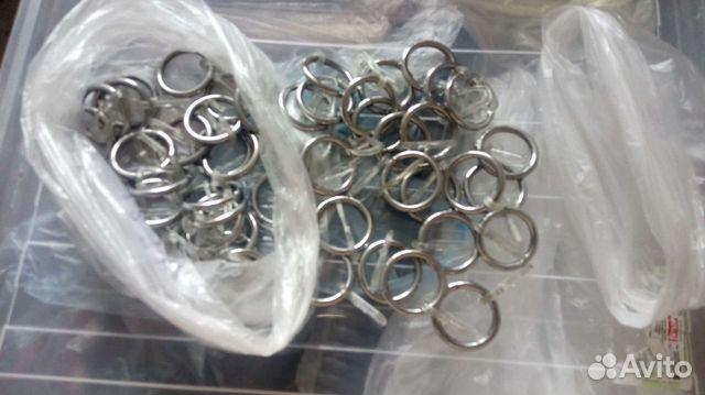 Кольца, крепеж гардины  89193741229 купить 9