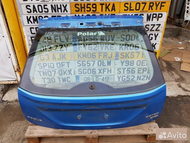 Дверь багажника Ford Focus 2  89086364687 купить 1