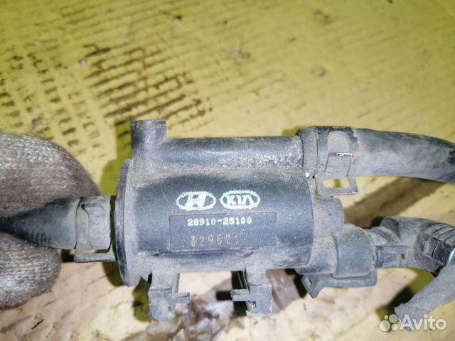 Клапан электромагнитный Kia/Hyundai 2.0 G4KD(28910  89649892108 купить 3