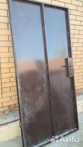 Дверь металлическая  89033813706 купить 2
