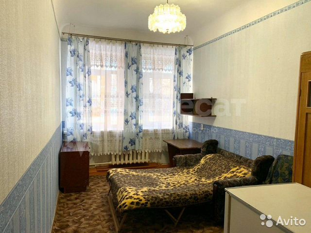 Комната 13 м² в 2-к, 1/2 эт.  купить 1