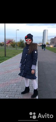 Пуховик Шалуны