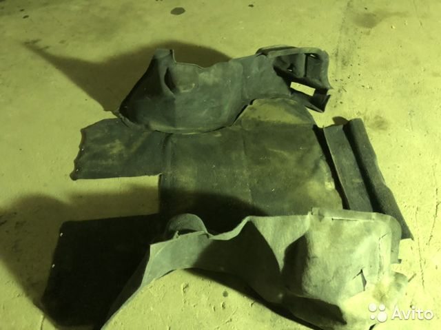 Карпет багажника приора priora  89826063242 купить 3