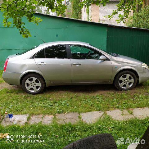 Nissan Primera, 2003  89584736777 купить 2
