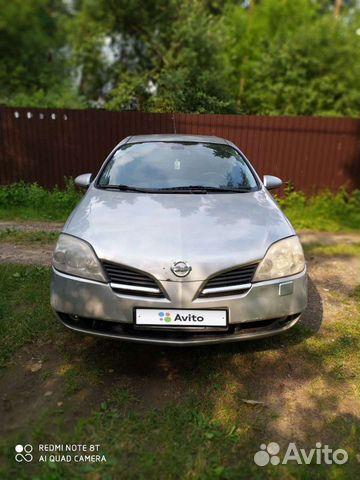 Nissan Primera, 2003  89584736777 купить 4