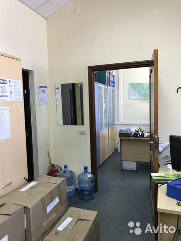 Офисное помещение 51,9 м. кв