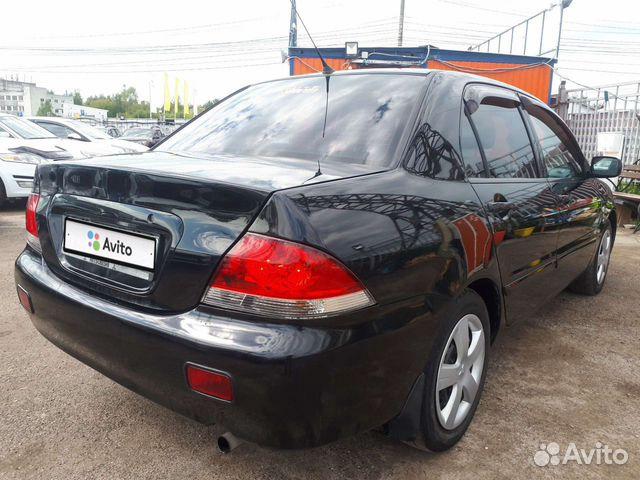 Mitsubishi Lancer, 2007  89206139999 купить 7