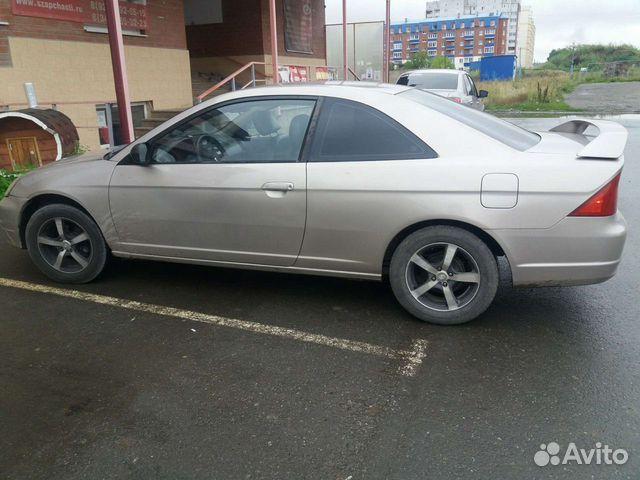 Honda Civic, 2002  89584890434 купить 2