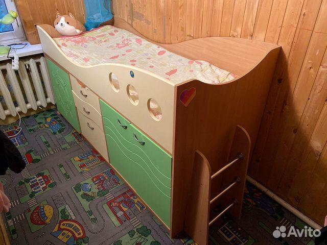 Кровать-чердак  89038766969 купить 1